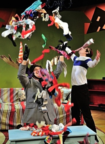 Theatre Review: 'If You Give A Moose A Muffin' at Adventure Theatre MTC
