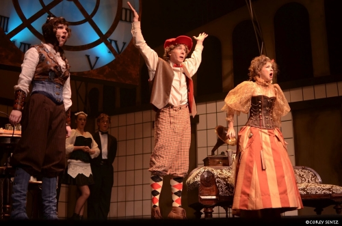Theatre Review: 'The Comedy of Errors' at Annapolis Shakespeare Company