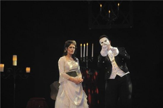 Theatre Review: 'Phantom' at the Riverside Dinner Theater