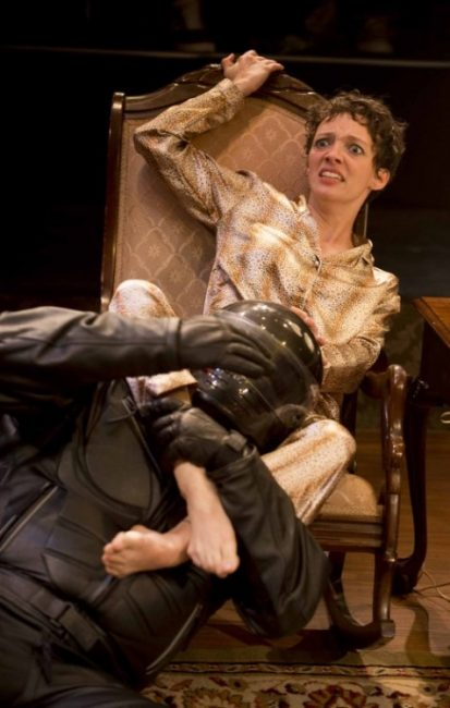 Theatre Review: 'Taking Steps' at Constellation Theatre
