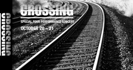 Theatre Review: a staged reading of 'Crossing: In Concert' at Signature Theatre
