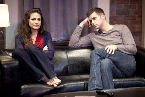 Theatre Review:  'Drunk Enough To Say I Love You?' at Single Carrot Theatre