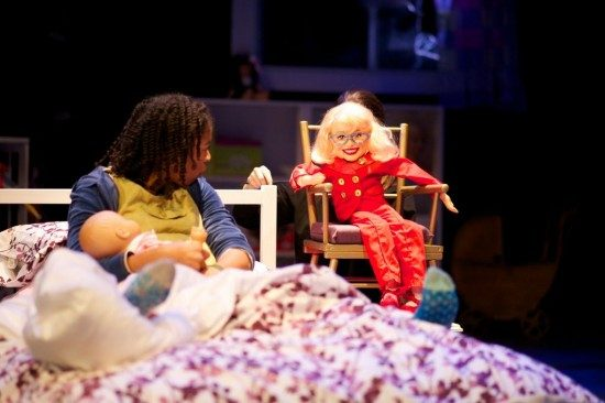 Theatre Review: 'Holly Down in Heaven' at Forum Theatre