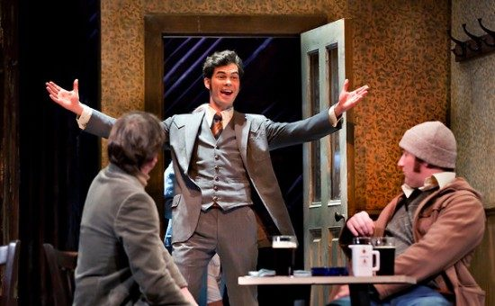 Theatre Review:  'Bus Stop' at the Spotlighters Theatre