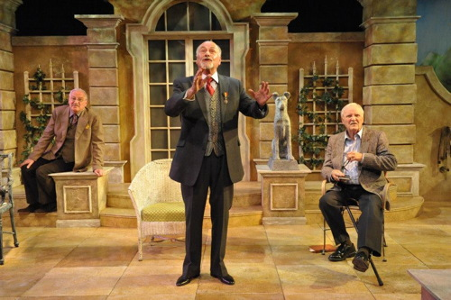 Theatre Review:  'Rent' at Silhouette Stages