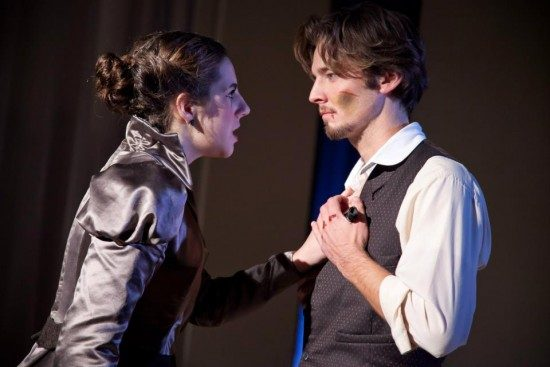 Theatre Review: 'Hedda Gabler' at Catholic University