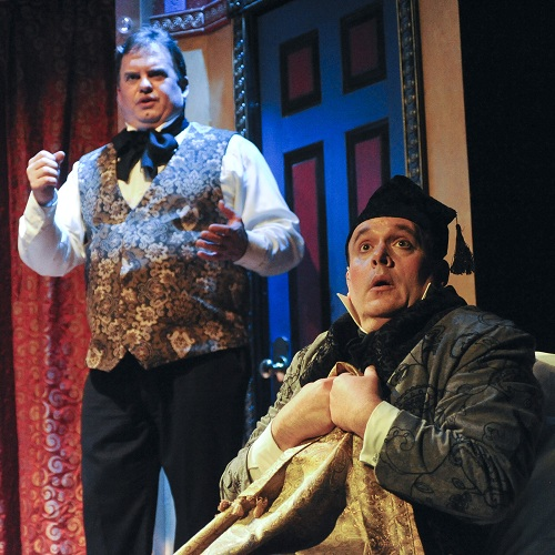 Theatre Review: 'A Little House Christmas' at Adventure Theatre MTC