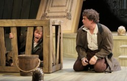 Theatre review the mostly true adventures of homer p for Homer p figg