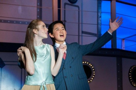 Cappies Review: 'Anything Goes' at Walt Whitman High School