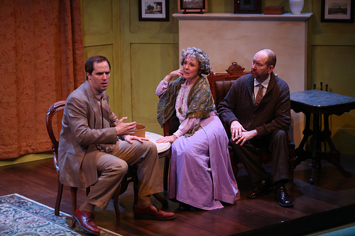 Theatre Review:  'Mary Rose' at the Rep Stage