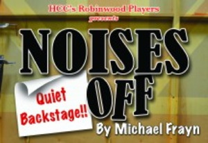 Theatre Review: Robinwood Players Presents 'Noises Off' at Hagerstown Community College