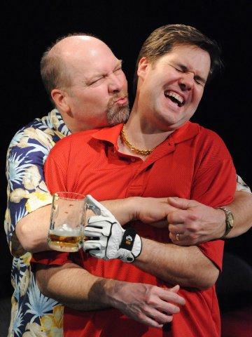 Theatre Review:  'The Foursome' at Bay Theatre Company