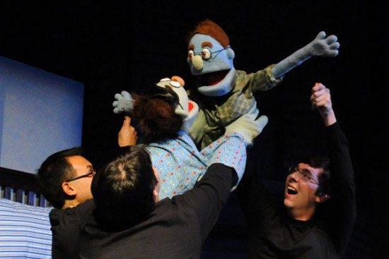 Theatre Review:  'Winnie the Pooh' at Adventure Theatre-MTC