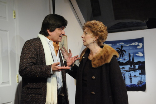 Theatre Review: 'Third' by the Rockville Little Theatre at the F. Scott Fitzgerald Theatre