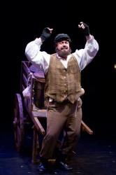 David Bosley-Reynolds as Tevye. Photo by Kirstine Christiansen.