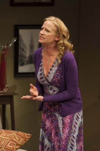 Johanna Day as Margie.  Photo by Margot Schulman.