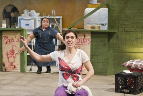 Theatre Review: 'Italian American Reconciliation' at 1st Stage Theater
