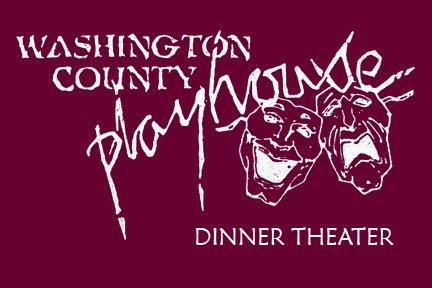 washington county playhouse dinner theater logo