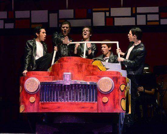 Cappies Review: 'Grease' at Albert Einstein High School