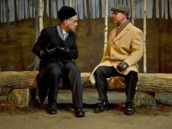 Brit Herring and Steve LaRocque. Photography by St. Johnn Blondell.