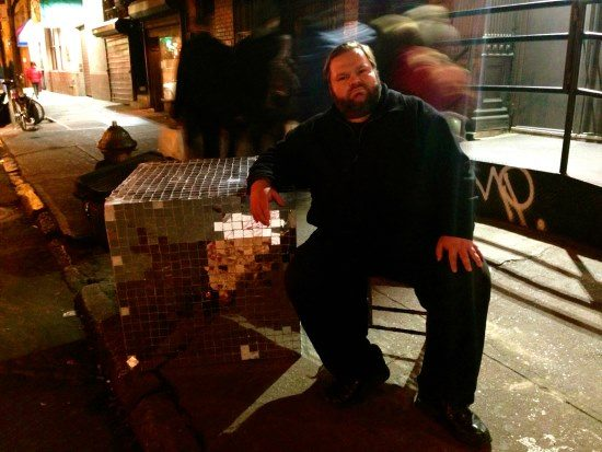 Theatre Review: Mike Daisey's 'American Utopias' at Woolly Mammoth Theatre