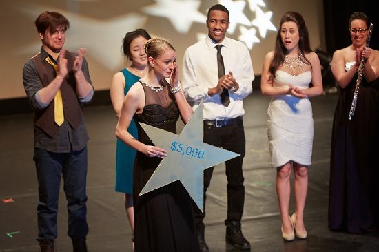 News: 2013 Rising Star Emerging Performing Artist Award Competition Winner Announced
