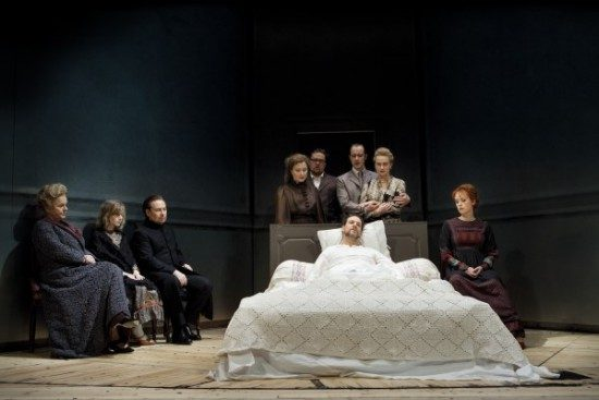Theatre Review: 'Fanny and Alexander' by the Royal Dramatic Theatre, as part of Nordic Cool 2013 at the Kennedy Center