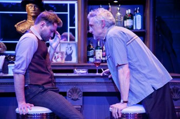 Spencer Trinwith and Michael Kramer.  Photo courtesy of No Rules Theatre.