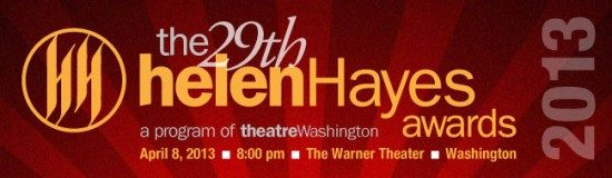 News: Nominees & Recipients of the 2013 Helen Hayes Awards