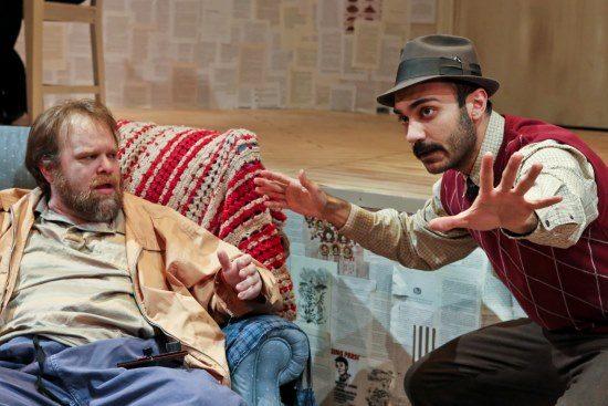 Theatre Review:  'Equus' at Audrey Herman Spotlighters Theatre