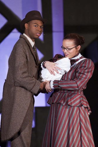 an analysis of the character coalhouse walker jr in the novel ragtime Start studying ragtime by el doctorow fictional characters live in new rochelle- ny tateh mameh little girl coalhouse walker jr sarah black baby.