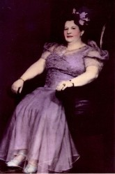 Bessie Bluefeld. Photo courtesy of the Jewish Museum of MD.
