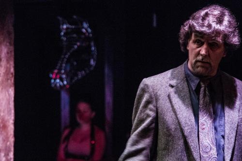 Phil Gallagher as Dr. Martin Dysart. Photo by Ken Stanek - Ken Stanek Photography.