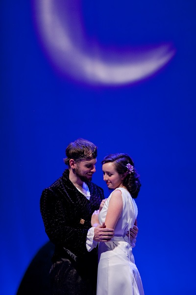 Theatre Review: 'The Lady Becomes Him' by Faction of Fools at Gallaudet's Eastman Studio Theatre