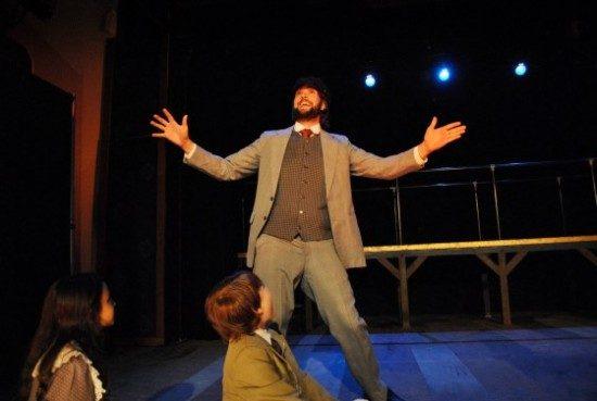 Benjamin Greenfield. Photo courtesy of Kensington Arts Theatre.