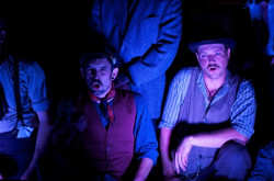 The Workers (Matt Beale and John Marra). Photo by Tommy McConlogue.