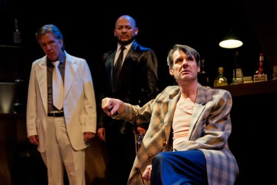 Theatre Review: 'No Man's Land' by WSC Avant Bard at Theatre on the Run