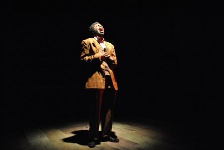 Sayne-Kharyi Lewis. Photo courtesy of Kensington Arts Theatre.