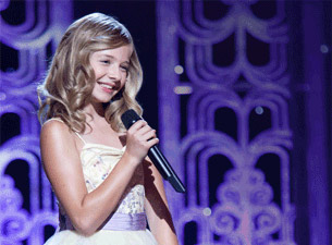 Jackie Evancho.  Photo courtesy of Meyerhoff.