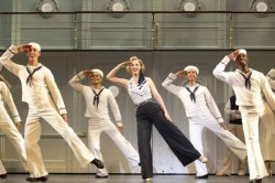 Cast of 'Anything Goes.' Photo by Joan Marcus.