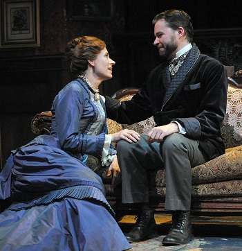 Theatre Review: 'Angel Street' at Olney Theatre Center