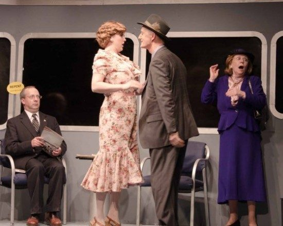 Theater Review: 'The Beaux' Stratagem' at Everyman Theatre