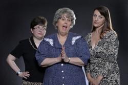 Regina Rose, Marge Ricci and Jennifer Skarzinski. Photo by Amy Jones Photography.
