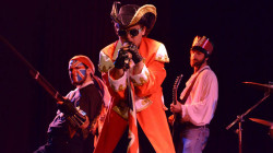 '1814! The War of 1812 Rock Opera' at Capital Fringe. Photo courtesy of  Rock 1814 Productions.