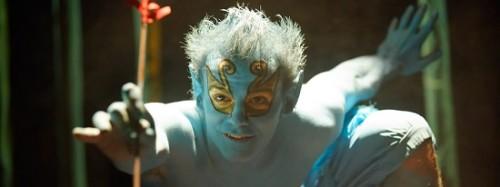 Alex Mills as Puck. Photo by Johnny Shryock.
