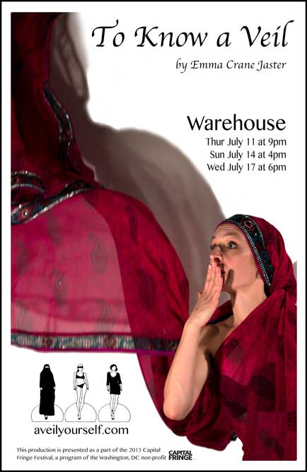 Fringe Review: 'To Know a Veil' at the Warehouse