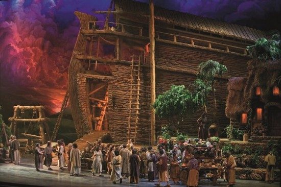 Theatre Review: 'Caesar & Dada' by WSC Avant Bard at Catholic University Callan Theatre