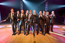 Concert Review: 'Straight No Chaser' at Wolf Trap