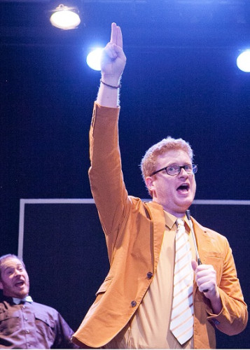 Fringe Review: 'A Killing Game' by dog & pony dc at Woolly Mammoth