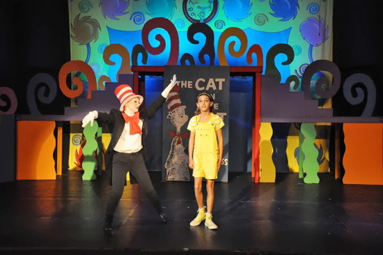 Theatre Review Seussical Jr At Cockpit In Court Summer